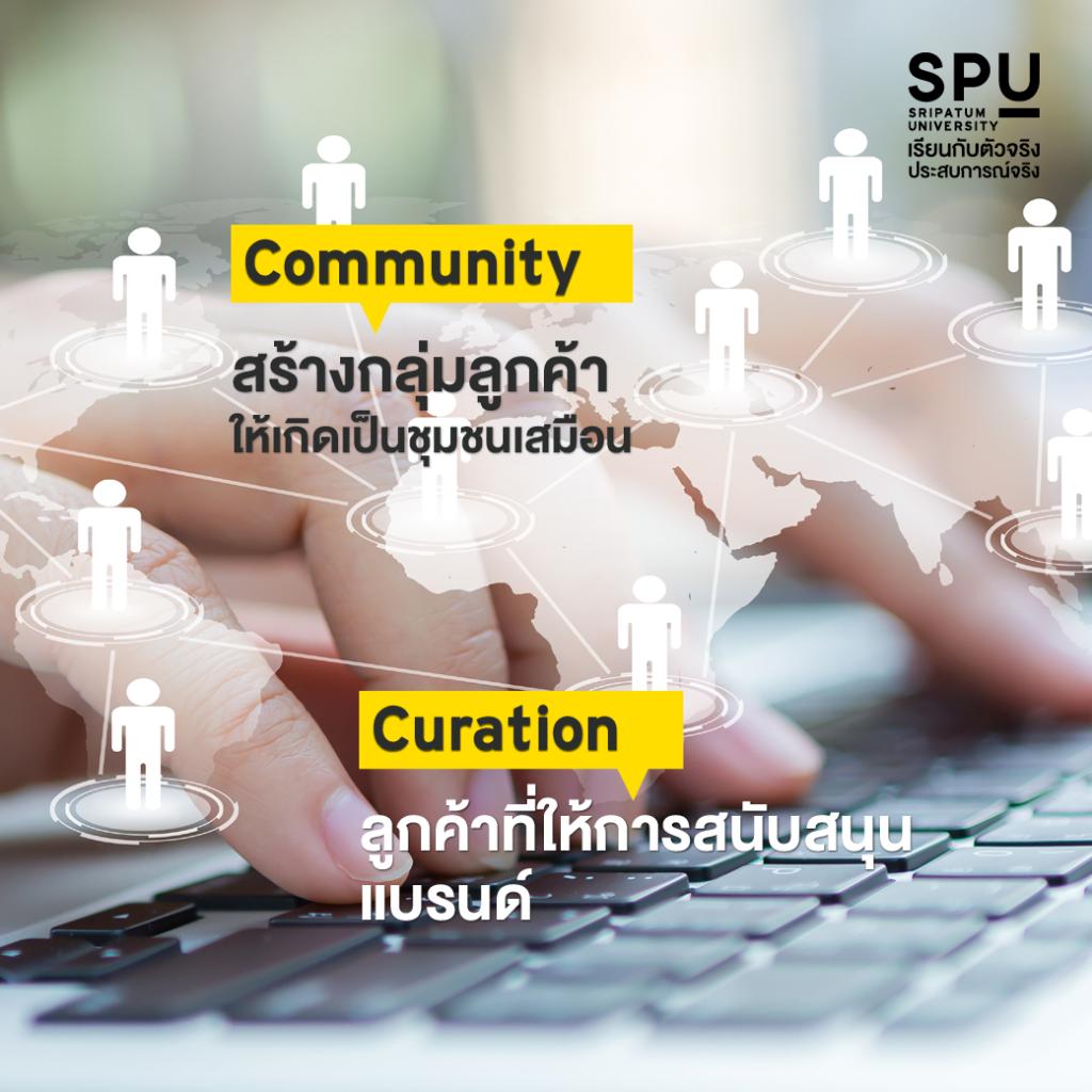 ยอดขายปัง! ด้วยหลัก 10 C #สาขาการออกแบบสื่อสารออนไลน์ SPU