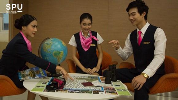 Review สาขาการจัดการการท่องเที่ยว วิทยาลัยการท่องเที่ยวและการบริการ มหาวิทยาลัยศรีปทุม01