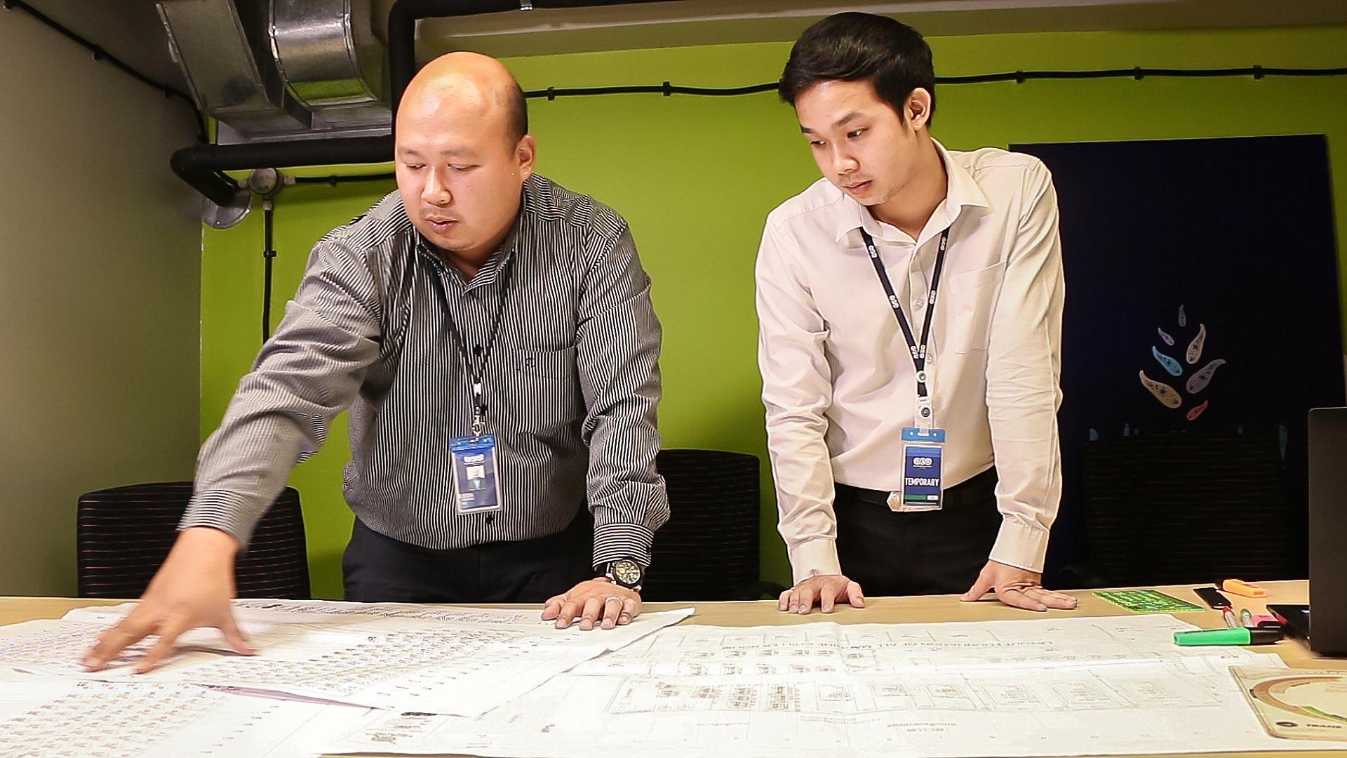 สหกิจศึกษา วิศวะเครื่องกล - EEC Engineering Network 04